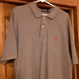 POLO BY RALPH LAUREN POLO SHIRT MEN'S 2XL